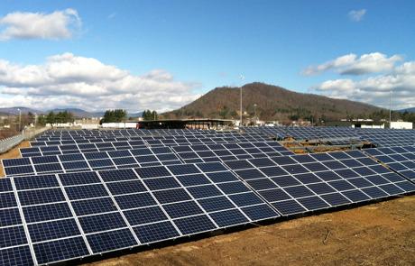 Image 2 of DCE Solar's Modu-Rack SA for SE Freight, Fletcher, NC