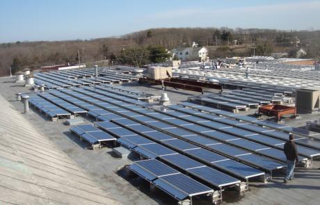 Trinity Solar Building 1