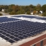 Aerial view 2 of DCE Solar's Eco Top installation in Whichita, KS