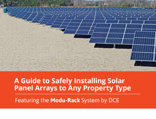 DCE Solar Releases Industry-Leading Guidelines for Ground-Mounted Arrays