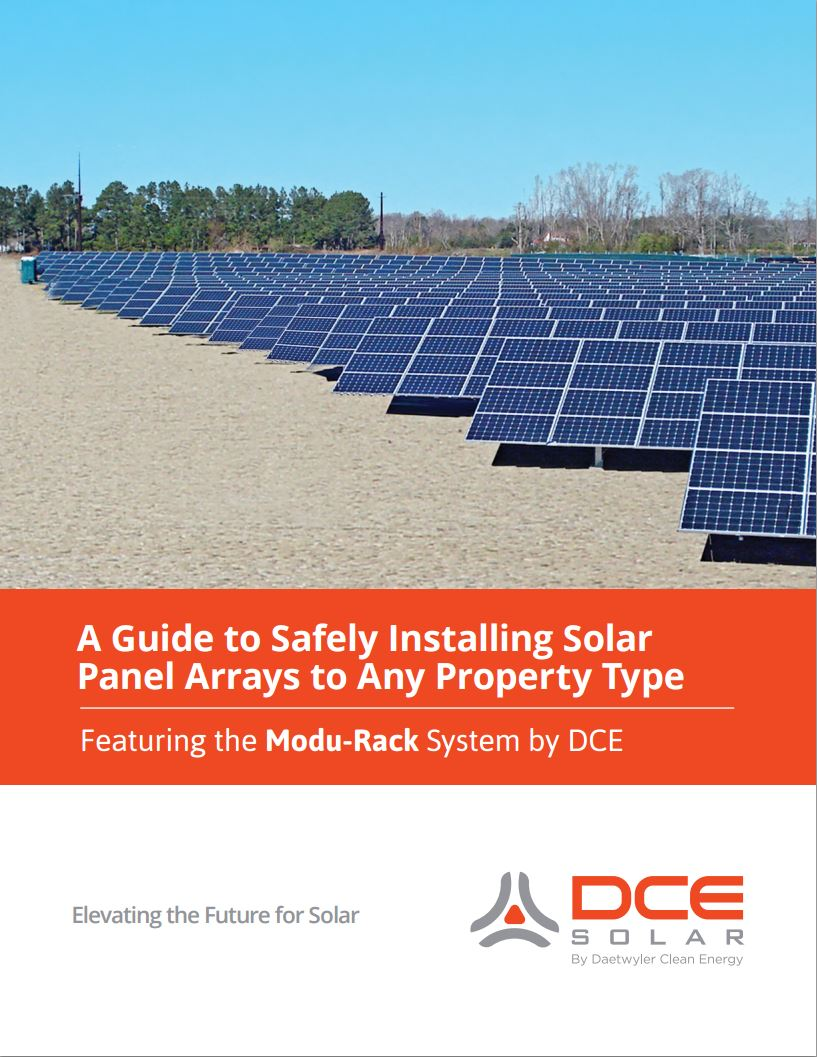 A Guide to Safely Installing Solar Panel Arrays to Any Property Type