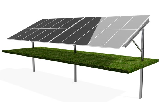 Ground Mount Solar Racking | DCE Solar® - Built To Last
