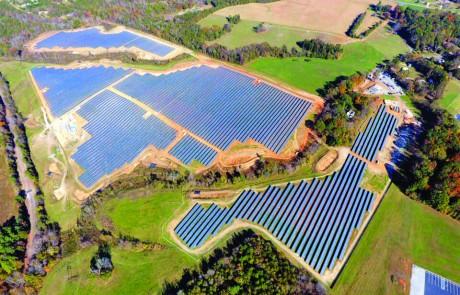 Mocksville solar panels